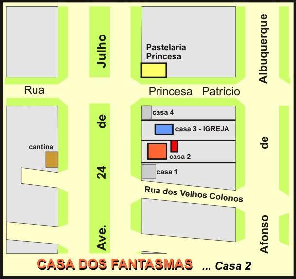Quarteirão balizado pelas Avenidas Pinheiro Chagas e 24 de Julho e Ruas Princesa Patrício e Velhos Colonos