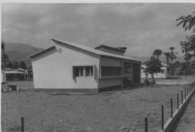 Terceira e última residência até deixar Timor