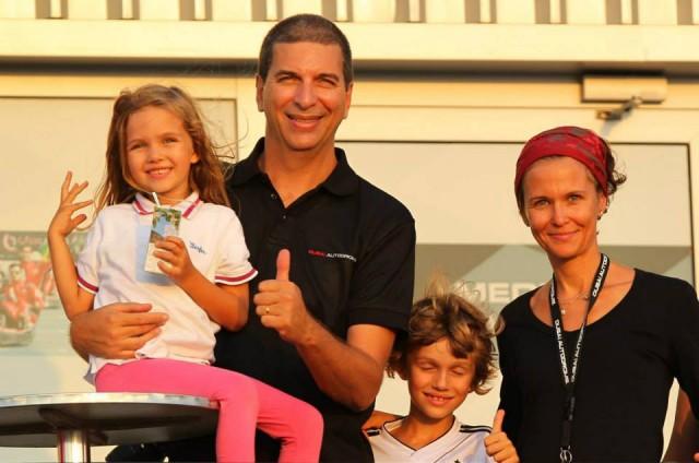 Rachel Layla, Rui Paulo, Luís Nelson e Anja Schwerin