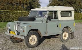 Land Rover dos serviços de topo-hidrografia