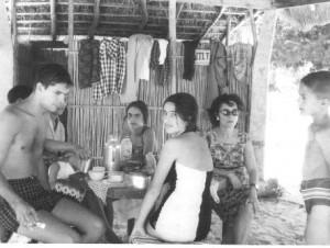 Eu e família Machado